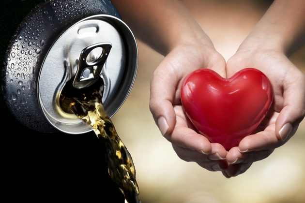 Are energy drinks bad for the heart?