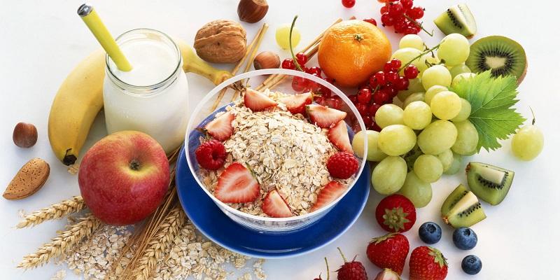 Diets low in calories