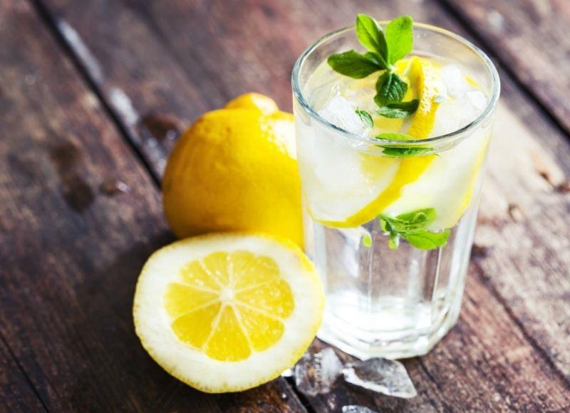 Prepare water to detoxify