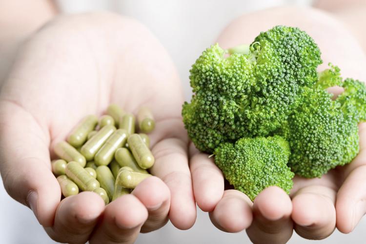 Orthomolecular nutrition