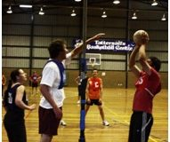 The challenge of juggling a full-time career with a professional netball career