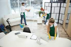 Why You Should Use a Contract Cleaning Company